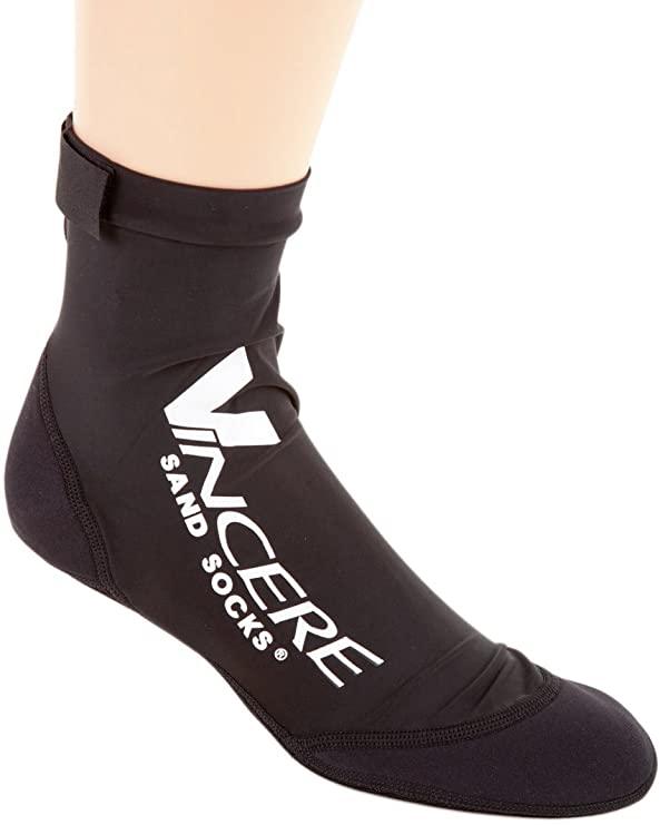 Vincere Volleyball Sand Socks black