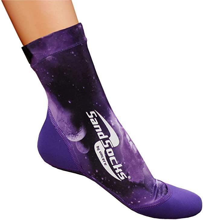 Vincere Sand Socks violet